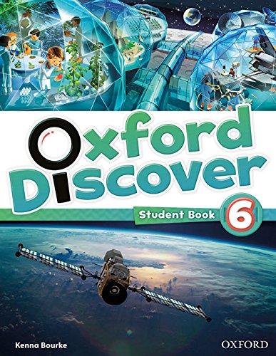 Oxford Discover 6: Class Book