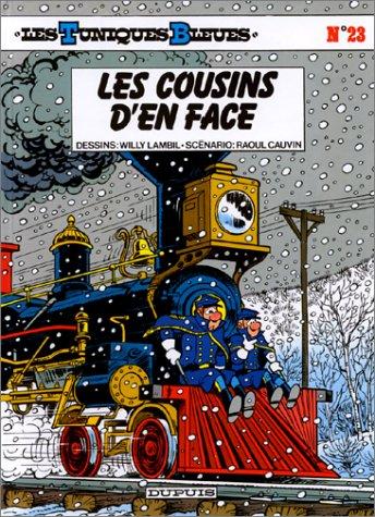 Les Tuniques bleues n° 23 Les Cousins d'en face