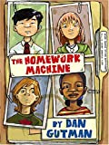 The Homework Machine (Thorndike Press Large Print Literacy Bridge Series)