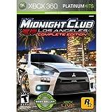 Midnight Club: Los Angeles Complete Edition (Xbox 360) (Region Free)