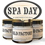 Old Factory Candles SPA DAY set of 3:...