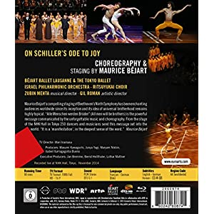 Beethoven / Symphony No.9-Béjart [Blu-ray]