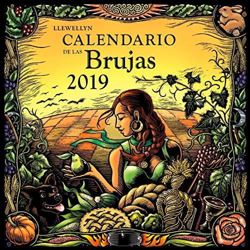 Calendario de las brujas 2019  [Llewellyn] (Tapa Blanda)