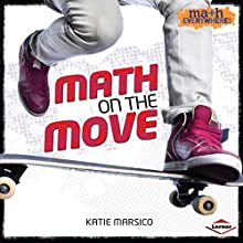 Math on the Move Audiobook by Katie Marsico Narrated by  Intuitive