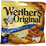 Werther's Original Chewy Caramels: 2.65 Oz Bag (Pack of 3)