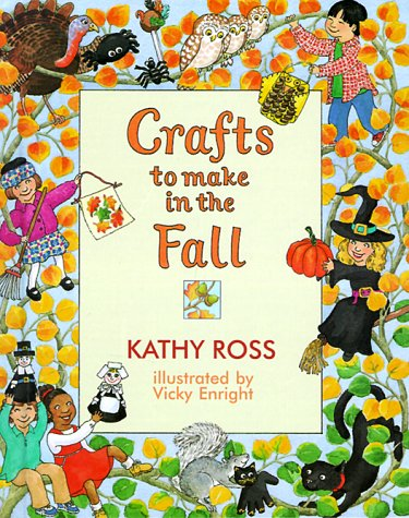 Image for Crafts To Make In The Fall