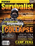 img - for Survivalist Magazine Issue #8 - Survive Martial Law book / textbook / text book