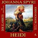 Heidi Hörbuch von Johanna Spyri Gesprochen von: Bettina Reifschneider