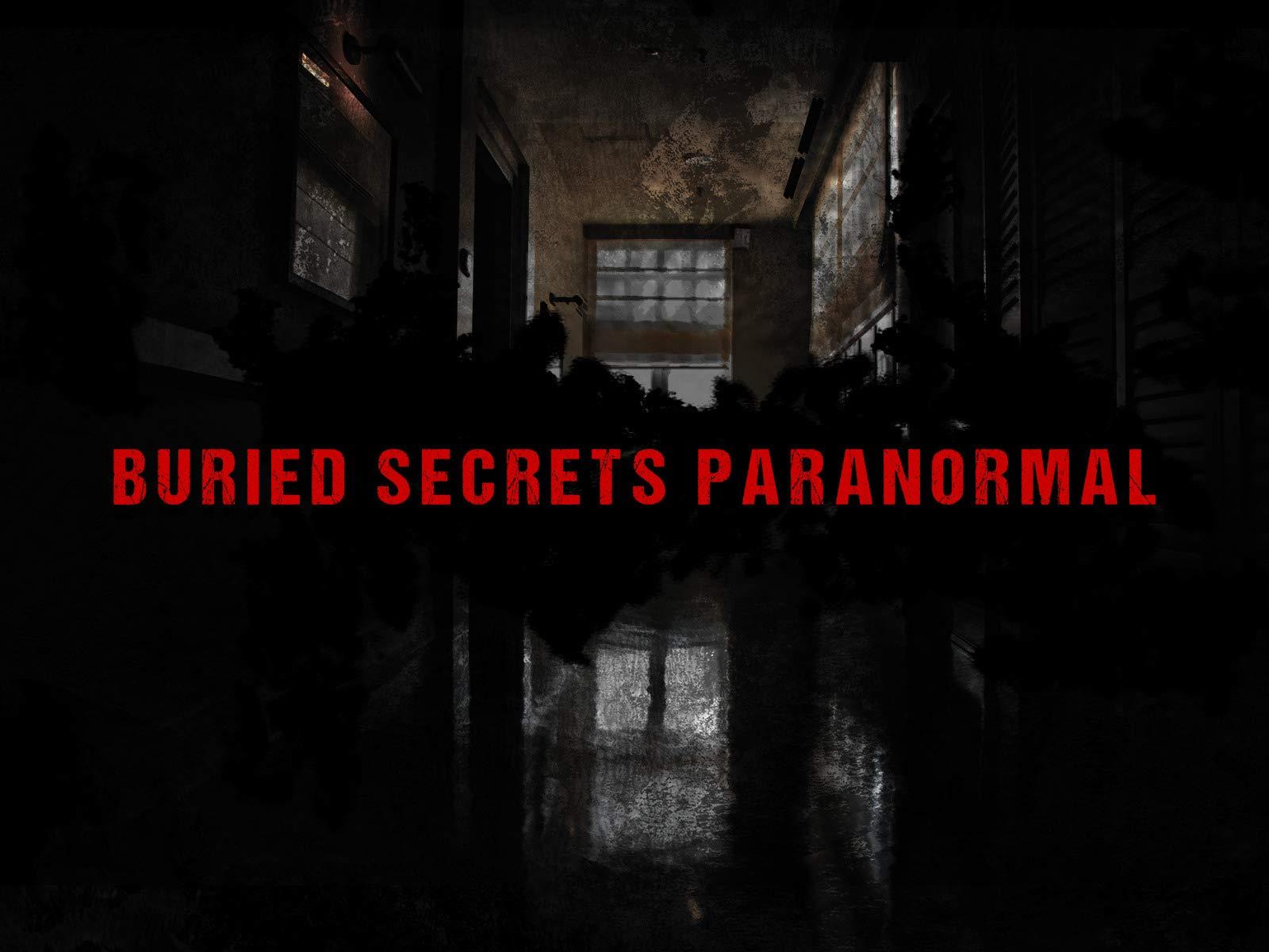 Buried Secrets Paranormal