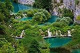 Amazing Plitvice Lakes National Park in Croatia  (Photo Gallery): (Photo Books,Photo Album,Photo Big Book,Photo Display,Photo Journal,Photo Magazines,Photo Story,Photo Traveler,Travel Books)