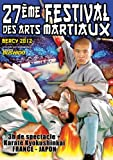 echange, troc 27éme féstival des arts martiaux paris bercy 2012