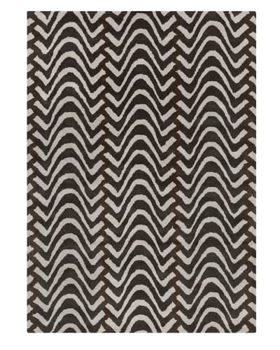 Bunker Hill Rugs William Hand-Tufted Rug