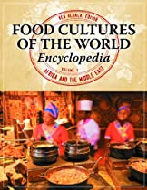 Hot Sale Food Cultures of the World Encyclopedia
