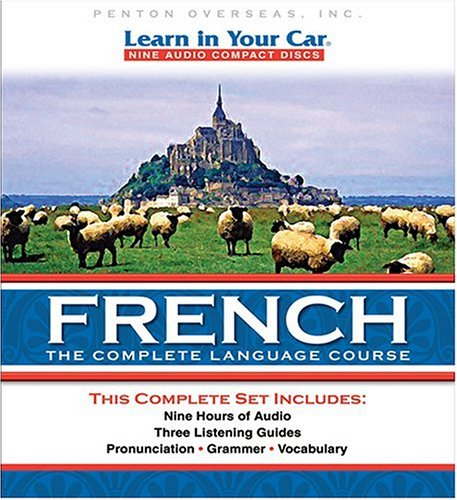French: The Complete Language Course (Learn in Your Car) (French Edition)