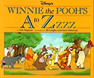 Disney&#39;s Winnie the Pooh&#39;s A to ZZzz