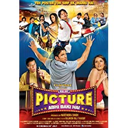 Mere Dost Picture Abhi Baki Hai (2012) (Hindi Movie / Bollywood Film / Indian Cinema DVD)