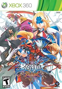 Blazblue Continuum Shift Extend Limited Edition - Xbox 360