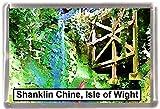 Shanklin chine isle of wight Gift Souvenir Fridge Magnet