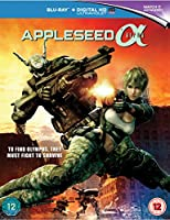 Appleseed Alpha [Blu-ray] [2014]