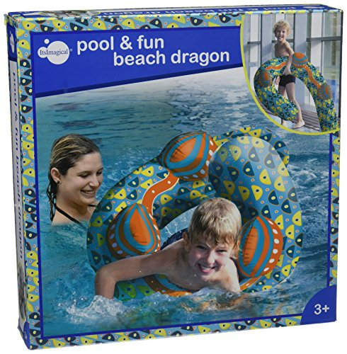 ItsImagical - 64678 - Imaginarium - Pool Et Fun Beach Dragon
