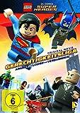 DVD Cover 'LEGO - Gerechtigkeitsliga: Angriff der Legion der Verdammnis
