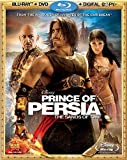 Prince of Persia: The Sands of Time (Blu-ray/DVD Combo + Digital Copy) [Blu-ray]