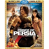 Prince of Persia: The Sands of Time (Blu-ray/DVD Combo + Digital Copy) [Blu-ray] ~ Jake Gyllenhaal