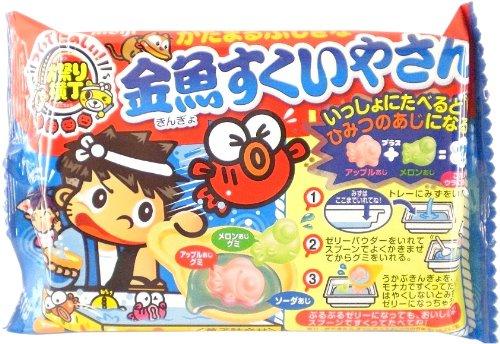 明治製菓 お祭り横丁金魚すくいやさん 17g×10個