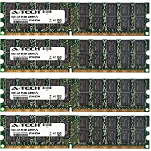 2GB KIT (2 x 1GB) For Intel SR Series SR1450 (DDR2) Server. DIMM DDR2 ECC Registered PC2-4200 533MHz Single Rank RAM Memory. Genuine A-Tech Brand.
