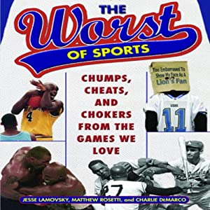 The Worst of Sports Audiobook
