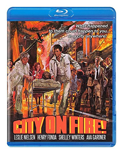City on Fire (1979) [Blu-ray]