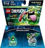 ゴーストバスターズ LEGO スライマー スライムシューター 33ピース Ghostbusters Slimer Fun Pack - LEGO Dimensions 33pcs