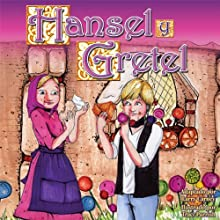 Hansel y Gretel Audiobook by Larry Carney Narrated by Jorge Lan