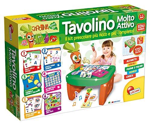 Lisciani 45976 - Edu System Tavolino Molto Attivo