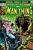 Essential Man-Thing, Vol. 1 (Marvel Essentials) (v. 1)