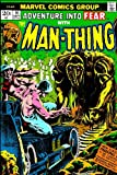 Essential Man-Thing, Vol. 1 (Marvel Essentials) (v. 1) (0785121358) by Thomas, Roy