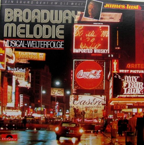 James Last - Broadway Melodie - Musical Welterfolge - Zortam Music