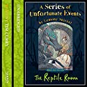 The Reptile Room: A Series of Unfortunate Events, Book 2 Audiobook by Lemony Snicket Narrated by Tim Curry