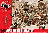 Airfix A01763 Modellbausatz WWII British Infantry Northern Europe