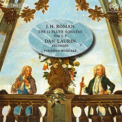 ROMAN / LAURIN / PARADISO MUSICALE