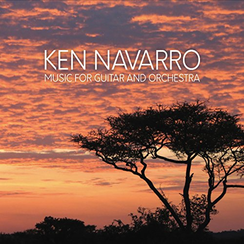 CD : Ken Navarro - Music For Guitar & Orchestra (CD)