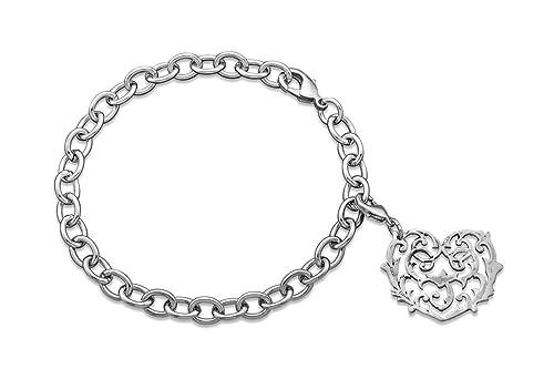 Silver Spoon Charm Bracelet | Women
