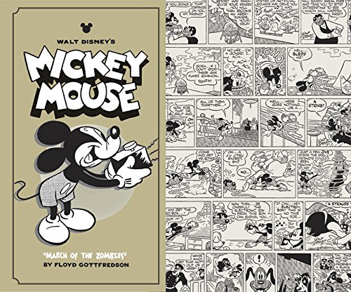 Disney Mickey Mouse HC 7 March Of Zombies (Walt Disney's Mickey Mouse)