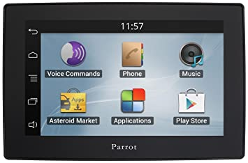 Parrot Asteroid Tablet système mains libres Bluetooth