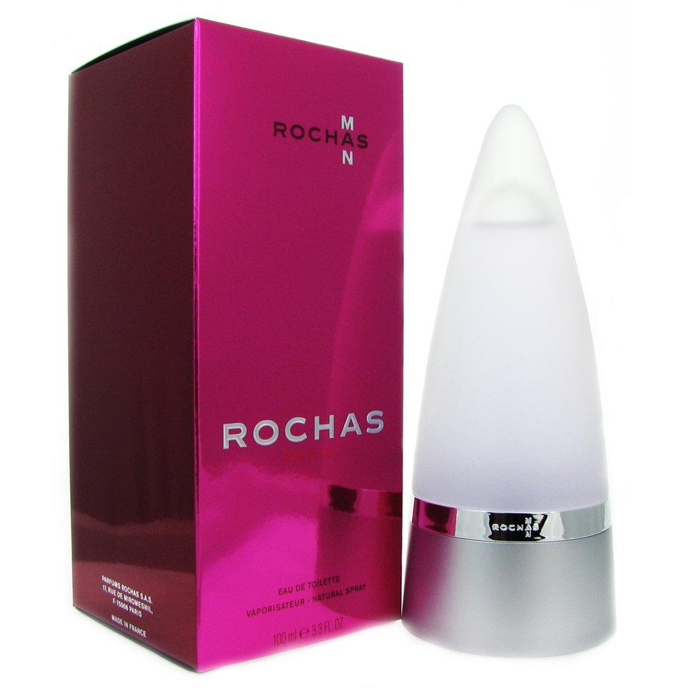rochas man by rochas for men 3 4 oz eau de toilette edt. Black Bedroom Furniture Sets. Home Design Ideas