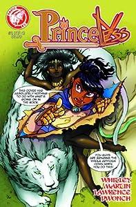 Princeless Vol2. Issue 2 cover