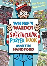 Where's Waldo? The Spectacular Poster Book