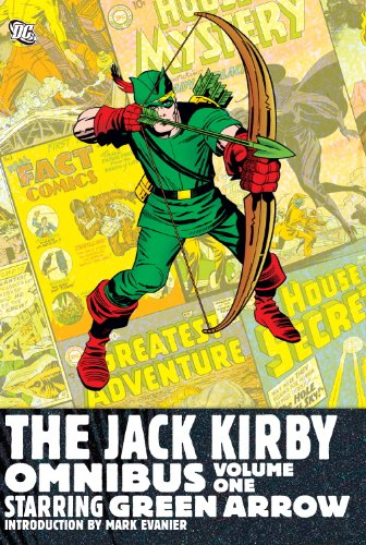 The Jack Kirby Omnibus Vol. 1: Starring Green Arrow (Jack Kirby Fourth World Omnibus compare prices)