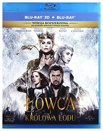 Il cacciatore e la regina di ghiaccio [Blu-Ray]+[Blu-Ray 3D] [Region Free] (Audio italiano. Sottotitoli in italiano)