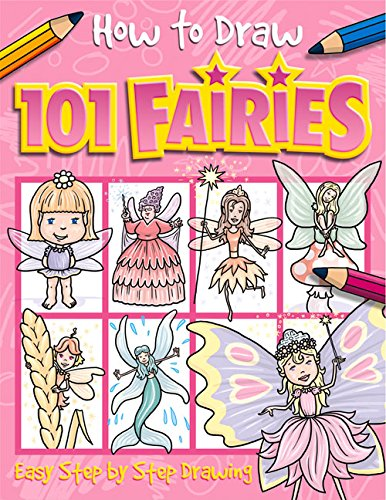 How to Draw 101 Fairies (Drawing How To Draw compare prices)